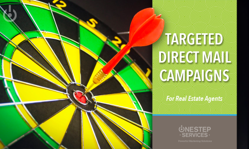 Real estate agents, do you know how to run a targeted direct mail campaign for your listing?