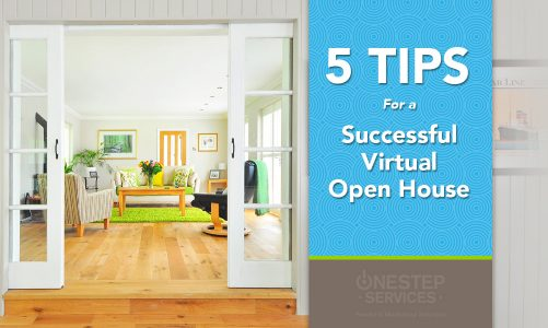 5 Tips for a Successful Virtual Open House