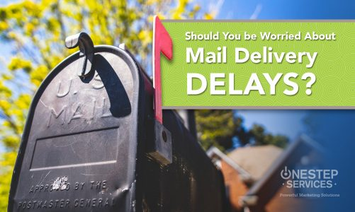 Should you be worried about mail delivery delays?