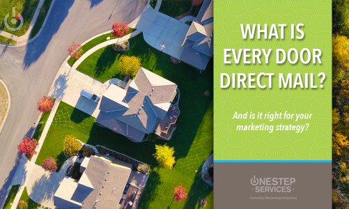 What is Every Door Direct Mail?