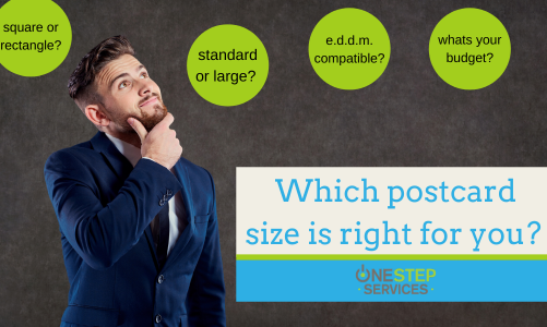 Which size postcard is right for you?