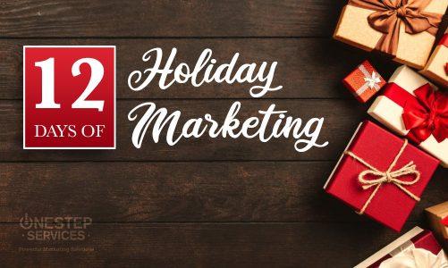 12 Days of Holiday Marketing