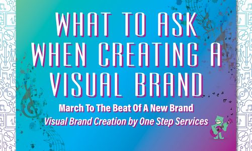 3 Questions To Ask When Creating A Visual Brand