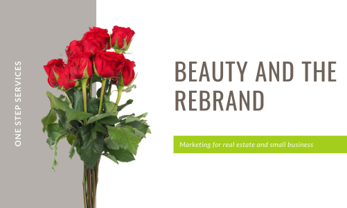 Beauty and the Rebrand