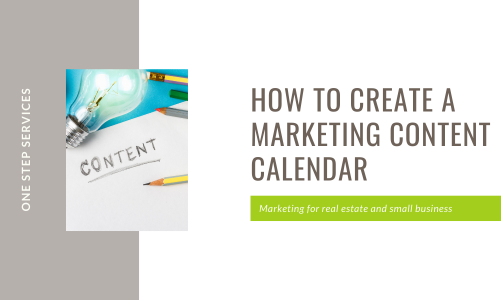 How To Create A Marketing Content Calendar