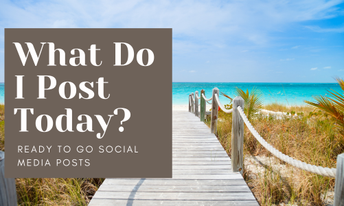 Free Social Media Posts for August