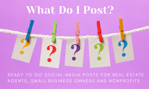 Free Social Media Posts for July