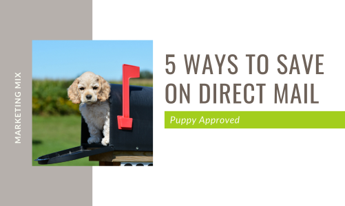 5 Ways To Save On Direct Mail Marketing