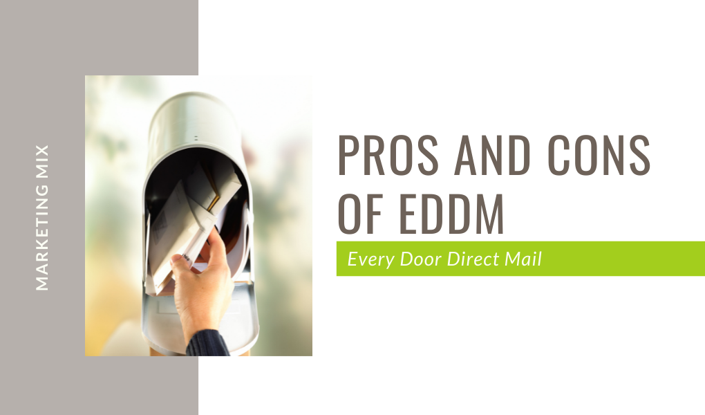 every door direct mail pros and cons