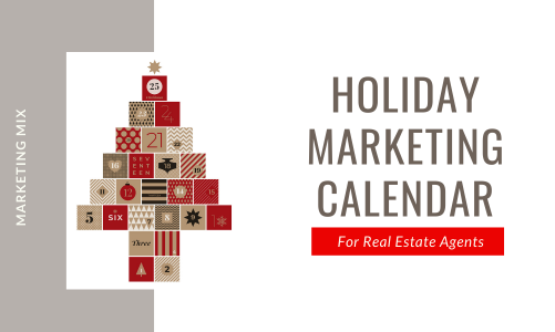 2021 Holiday Marketing Calendar