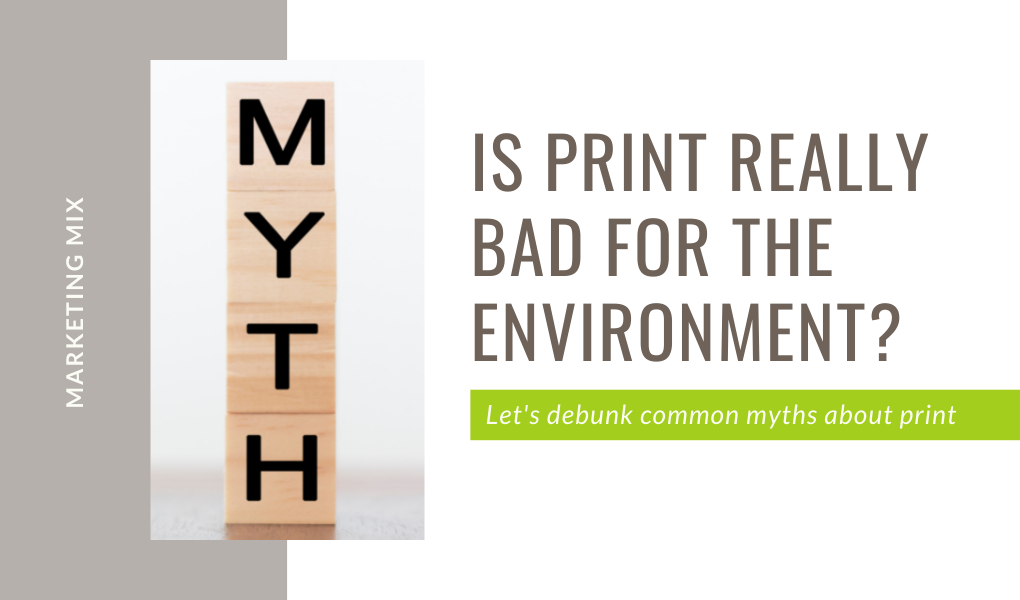 is print bad for the environment