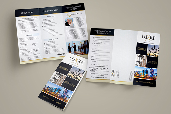 marketing design printing